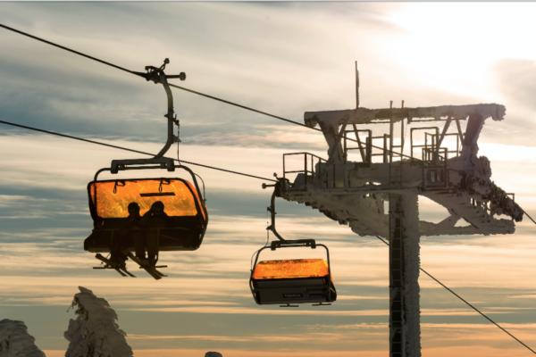 En Italie fermeture des stations de ski