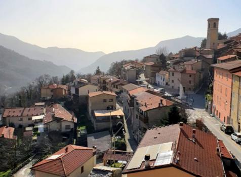Levigliani, village auto géré