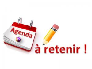DATES À RETENIR 2019/2020