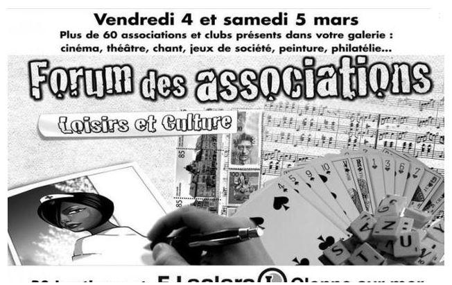 Forum des Associations A Leclerc.