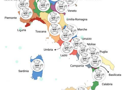 La gastronomia italiana…