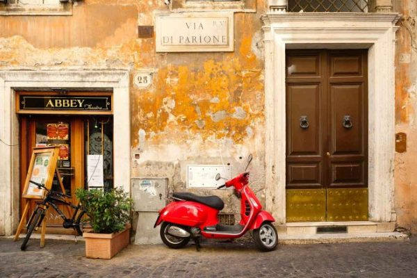 rome scoot